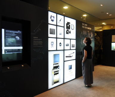 MMP Singapore Experiential Gallery Design
